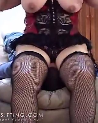Hot blonde babe gets horny movie 11