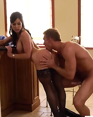 Kendra Lust takes on a cock and does it good