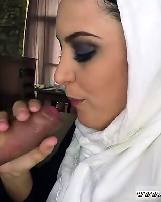 Hungry Woman Gets Food and Sex