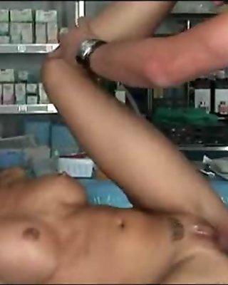 big tit nurse fucked in hospital 077