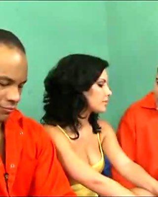 Watching mom fuck a black guy 573