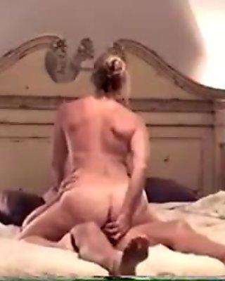 Mature Couple On Hidden Camera 9