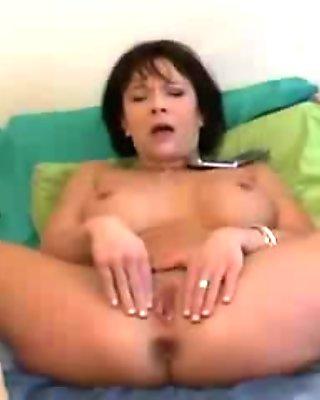 Squirting Dildo Cum