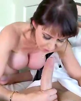 Mature Sexy Horny Lady Love Big Cock In Her Holes clip-18