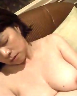 Asian mature amat toy