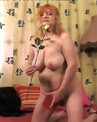 Young hard meat for old lady - Shots
