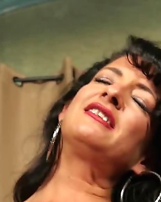 Gabrielle Lane Re-enacts Her First Experience with a Vibrator