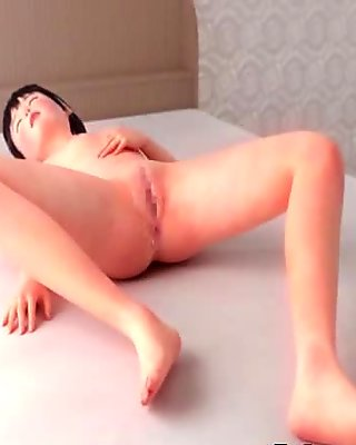 Addison IV mature porn blonde fingers pussy and anal