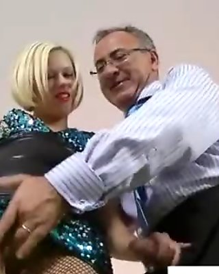 Young girl fingering Milf pussy