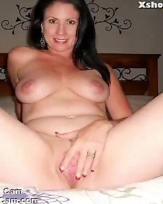 Horny Milfs Exposed by XshowCam Part (96)