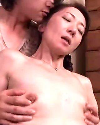 04 - Mother's huge Nipples 1