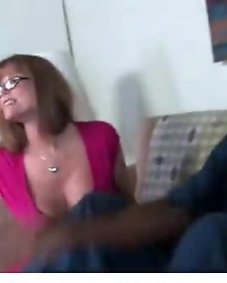 Interracial milf porn - Mommy rides black monster cock 11
