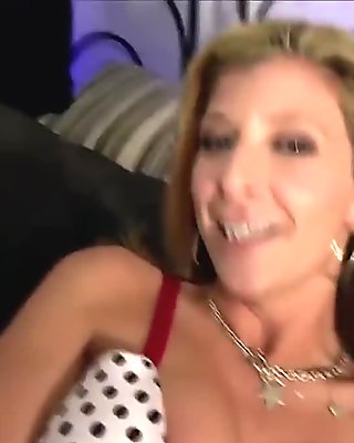 Cuckold Milf Sara Jay likes chocolate