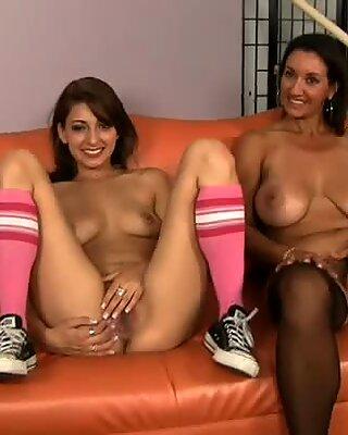 Christian XXX and two fuckable sluts Persia Monir and Lexi Bloom