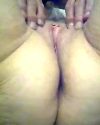 Wanna lick this 75 years old pussy ?