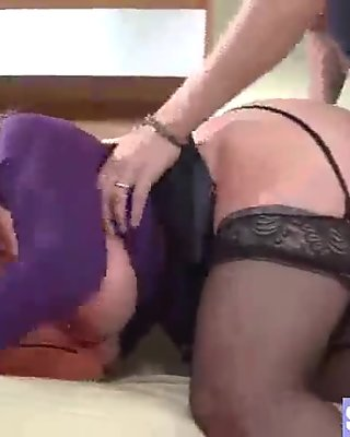 (alura jenson) Hot Mature Wife With Big Juggs In Hard Sex Tape mov-03