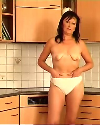 Masturbation In The Kitchen - Acheron Video
