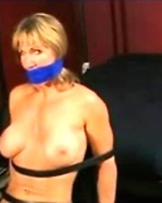 Crazy Seductive Mature Bondage Torture