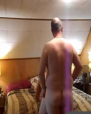 Compilation of silver daddies fucking younger hunks