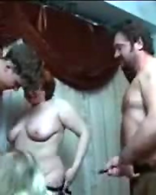 Russian mature and young couple swingers 2