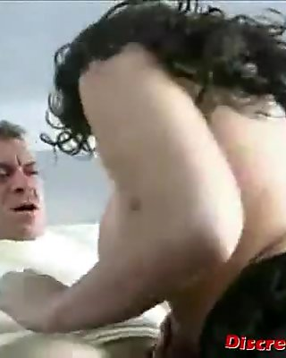 Anal sex with mature couple