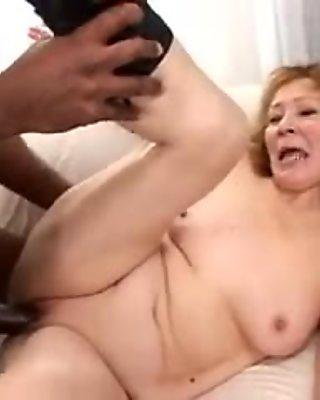 Grandma Got Run Over By Some Black Cocks