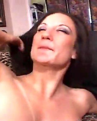 MILF Slut Fucks Younger Man